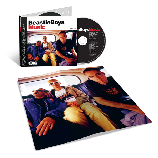 Beastie Boys: <b>Beastie Boys Music CD</b>