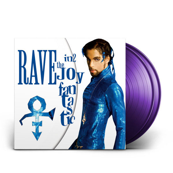 Prince: Rave In2 The Joy Fantastic: Limited Edition Double Purple Vinyl