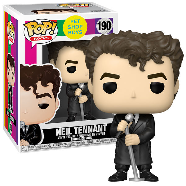 Pet Shop Boys: Pop! Rocks: 'Neil' vinyl figurine