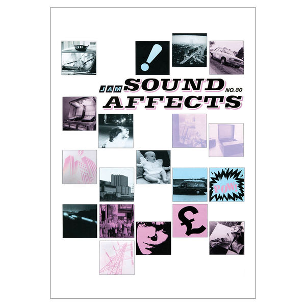 The Jam: Sound Affects 40th Anniversary A2 Lithograph