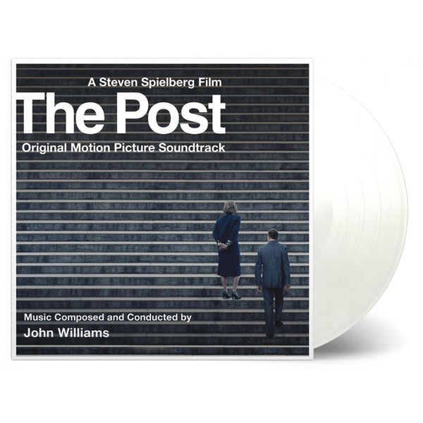 John Williams: The Post OST (White Vinyl)