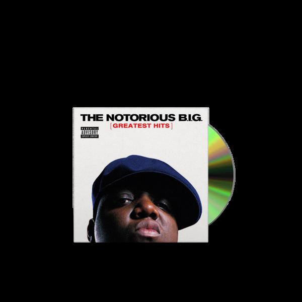 The Notorious B.I.G: Notorious B.I.G, The Notorious B.I.G. – Greatest Hits CD