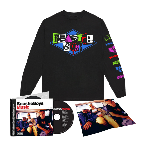 Beastie Boys: <b>Beastie Boys Music CD Bundle </b>