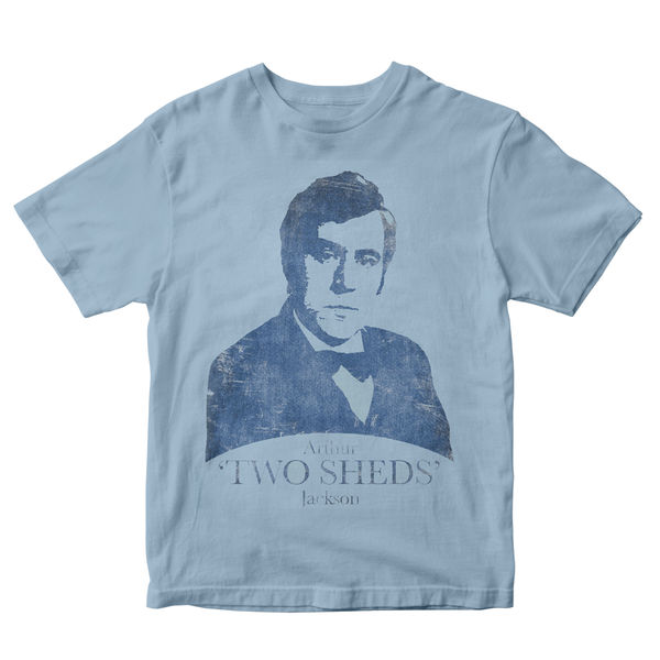 Monty Python: Arthur 'Two Sheds' Jackson Terry Jones Tribute T-Shirt