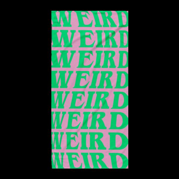 Yungblud: Weird! Towel