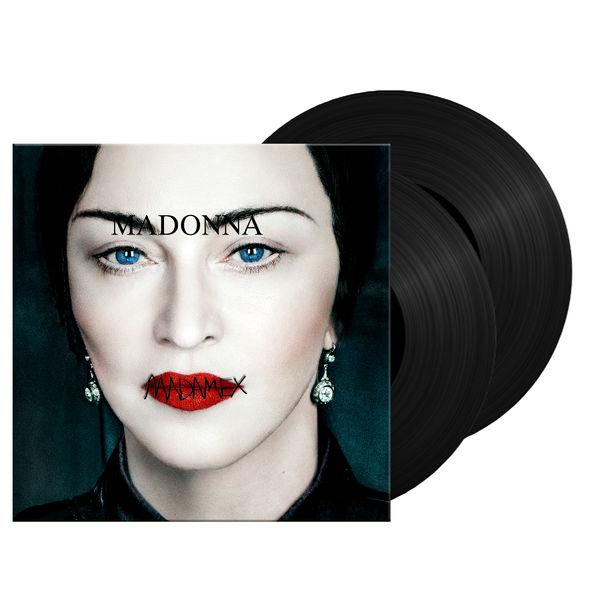Madonna: Madame X Standard Black Double Vinyl