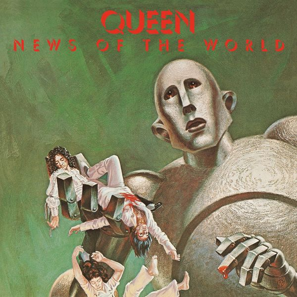Queen: News Of The World (2015 Studio Collection)