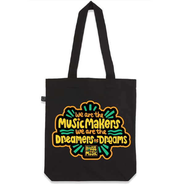 House of Music: Music Makers Tote Bag