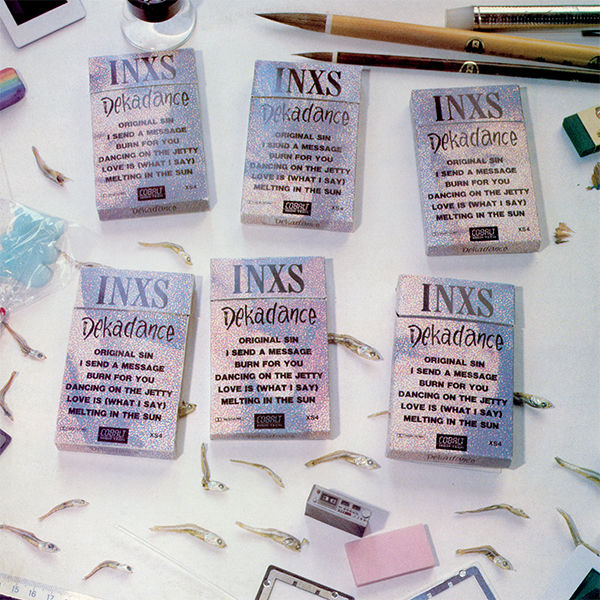 INXS: Dekadance