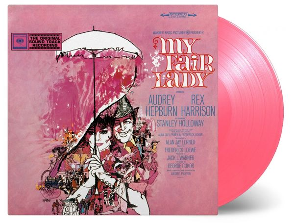 Various Artists: My Fair Lady OST : Pink Vinyl