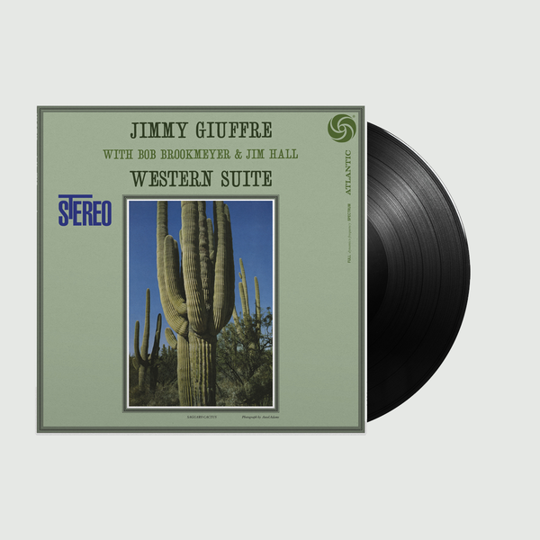 Jimmy Giuffre: Western Suite: Limited Edition Vinyl LP