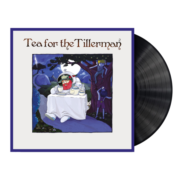 Cat Stevens: Tea For The Tillerman 2: Black Vinyl LP