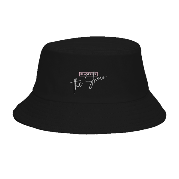 Blackpink: THE SHOW BUCKET HAT I
