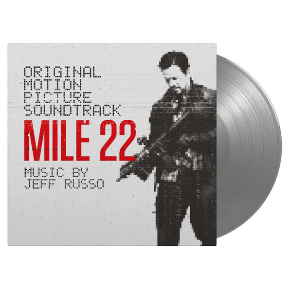 Original Soundtrack: Mile 22: Numbered Double Silver Vinyl