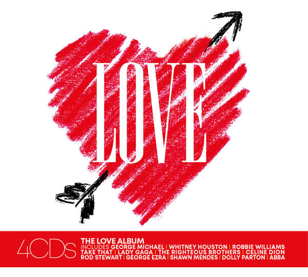 Various Artists: THE LOVE ALBUM
