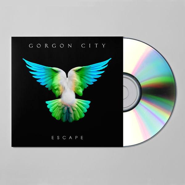 Gorgon  City: ESCAPE SIGNED CD