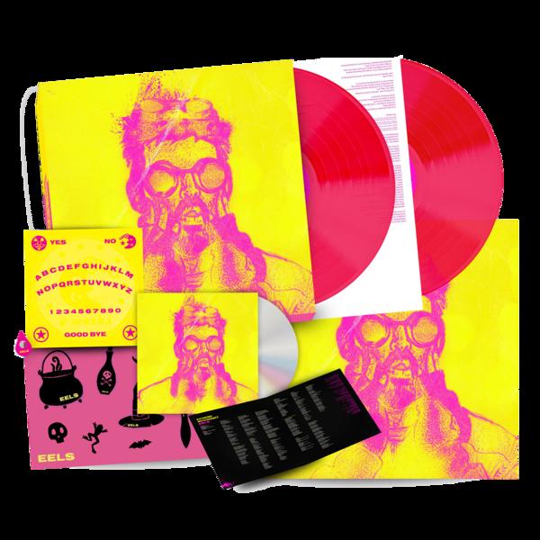 Eels: Extreme Witchcraft: Deluxe 180gm Pink Vinyl Boxset