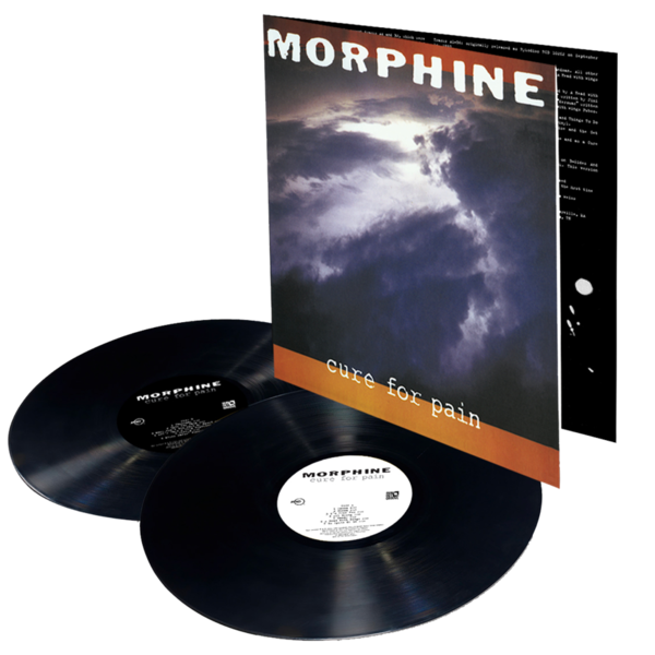 Morphine: Cure For Pain: Deluxe Edition 180gm Vinyl 2LP