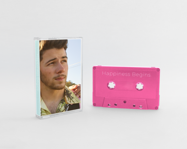 Jonas Brothers: Happiness Begins Cassette - Exclusive Nick Version