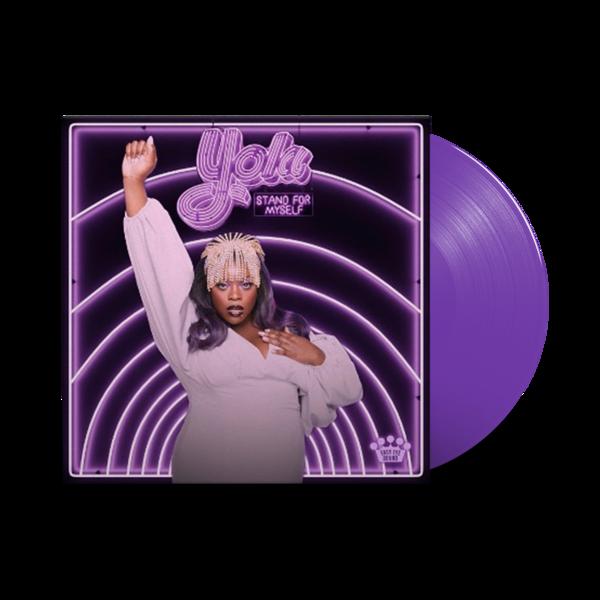Yola: Stand For Myself: Limited Edition Purple Vinyl LP