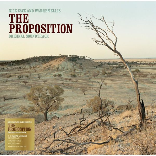 Nick Cave & Warren Ellis: The Proposition: Gold Vinyl