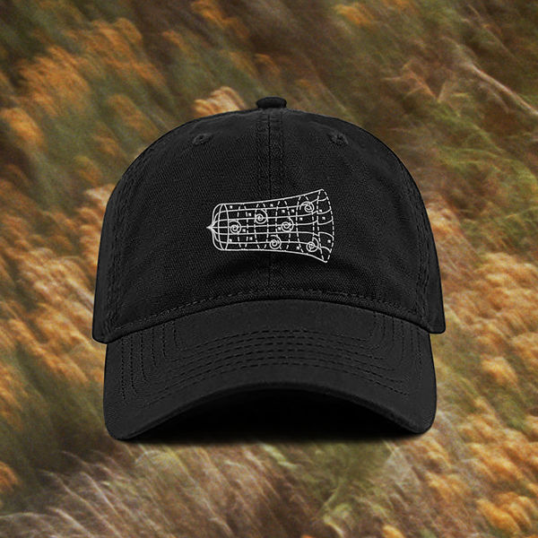 Ben Howard: COLLECTIONS FROM THE WHITEOUT: DAD CAP (BLACK)