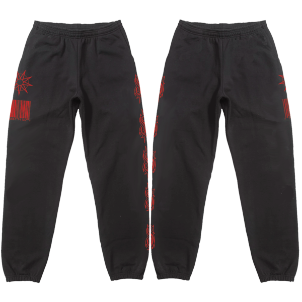 Slipknot: S Barcode Sweatpants