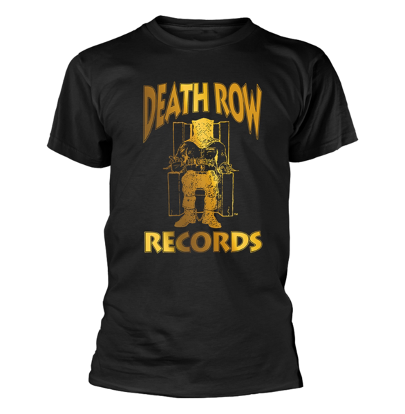 Death Row Records: 30th Anniversary Image Gold (Foil Print)