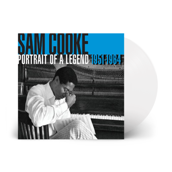 Sam Cooke: Portrait Of A Legend: Limited Edition Clear Vinyl