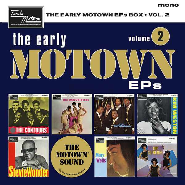 Motown: The Early Motown EPs Volume 2