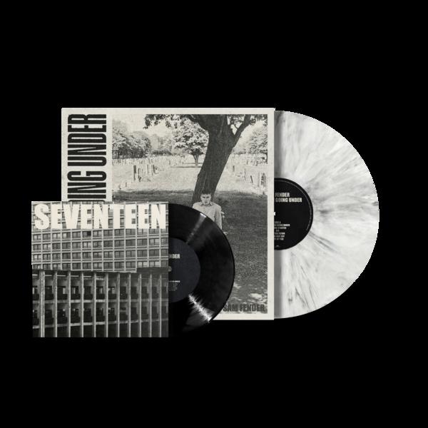"Sam Fender: MARBLE VINYL + SEVENTEEN 7"""