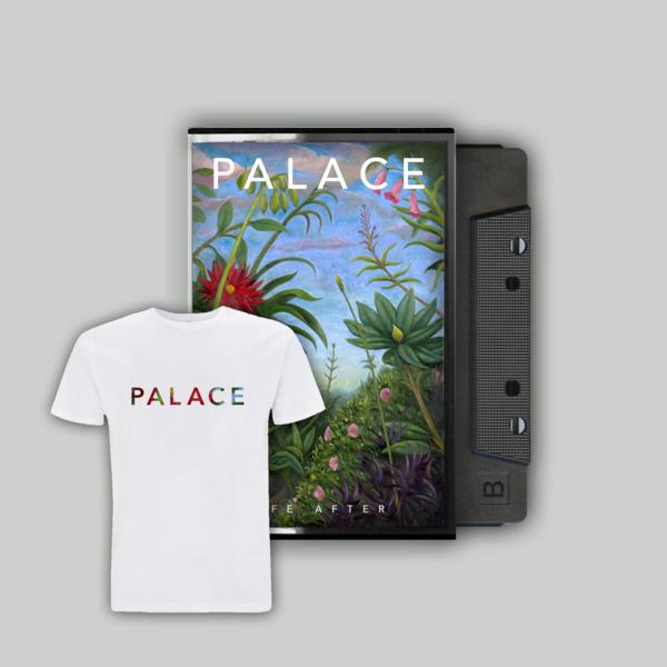 Palace: Cassette & T-shirt