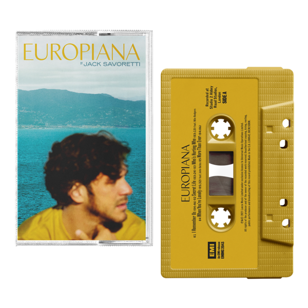 Jack Savoretti: Europiana Cassette