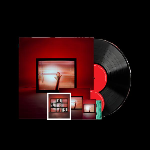 Chvrches: Screen Violence CD, Vinyl, Cassette & signed art card