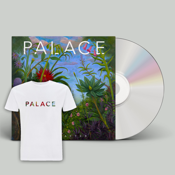 Palace: CD & T-shirt
