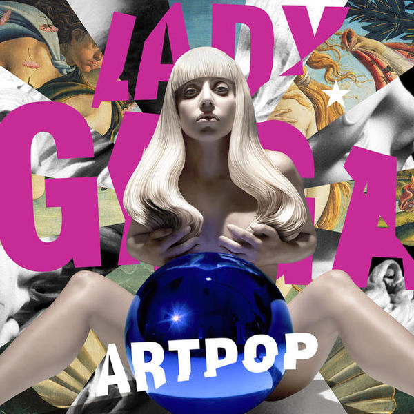 Lady Gaga: ARTPOP LP - Explicit