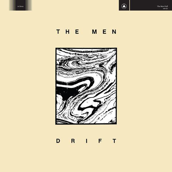 The Men: Drift: Deep Drift Coloured Vinyl