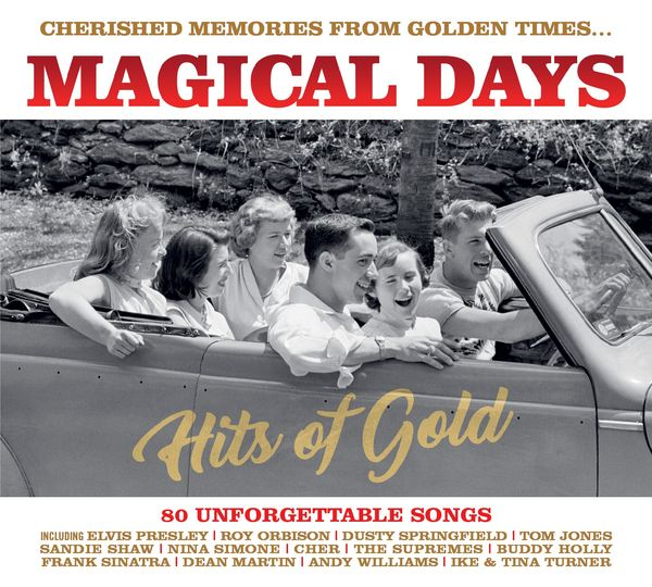 Various Artists: Magical Days: Hits Of Gold