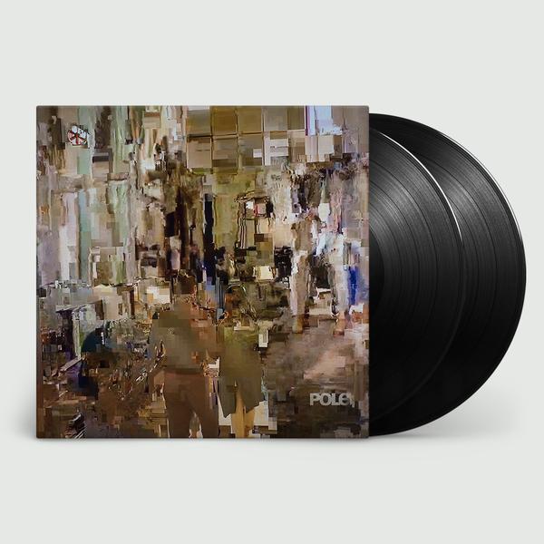 Pole: Fading: Gatefold Double Black Vinyl