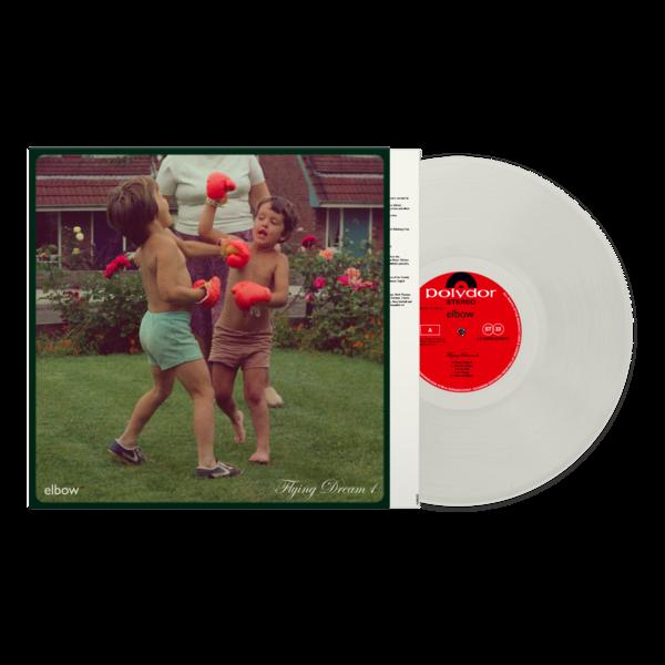 Elbow: Flying Dream 1: Transparent Vinyl