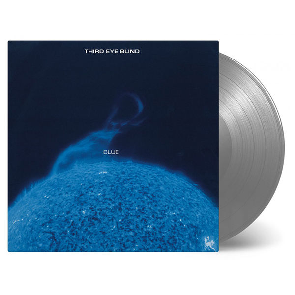Third Eye Blind: Blue: Limited Edition Silver Vinyl