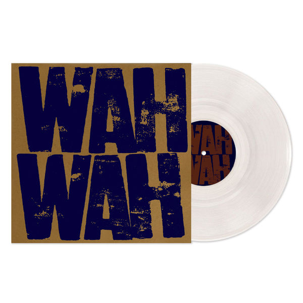 James: Wah Wah - Exclusive Limited Edition Clear Vinyl