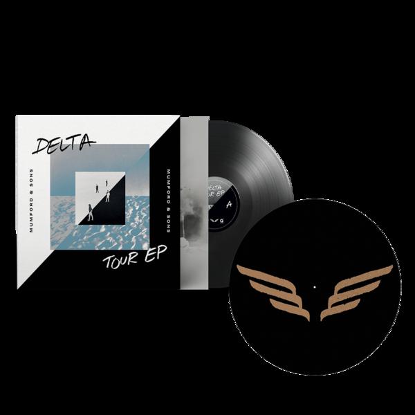 Mumford & Sons : Delta Tour EP Vinyl + Wings Slipmat