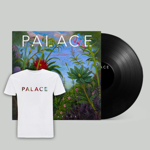 Palace: Vinyl & T-shirt