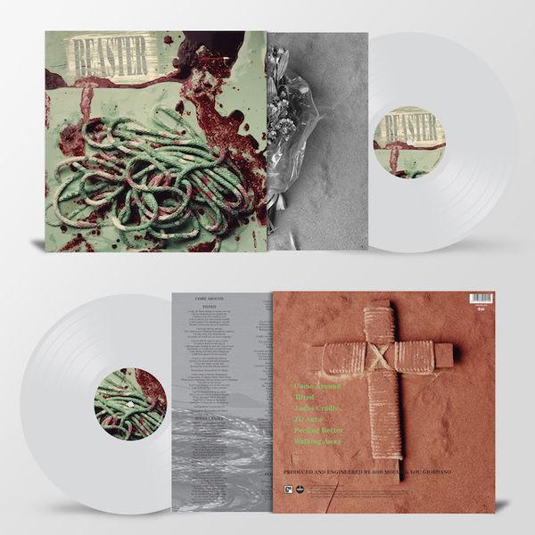 Sugar: Beaster: Limited Edition Heavyweight Clear Vinyl