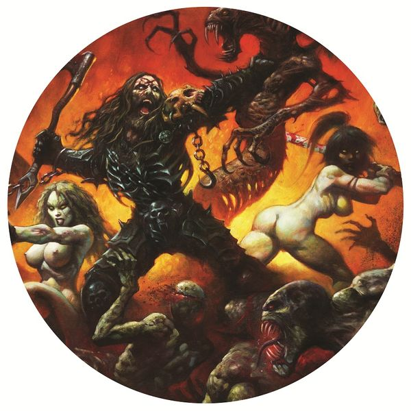 Rob Zombie: Venomous Rat Regeneration Vendor: Picture Disc