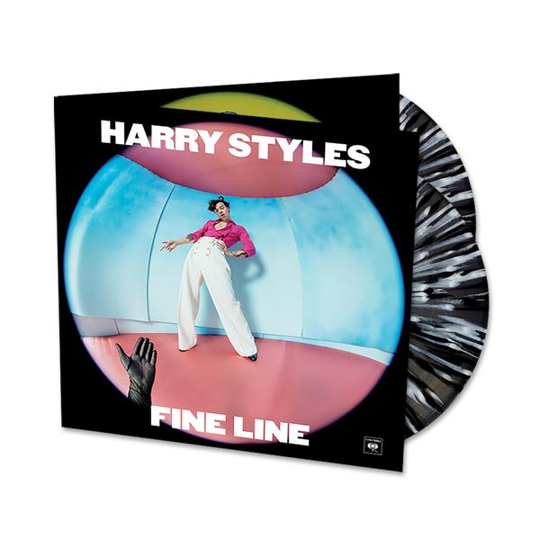 Harry Styles: Fine Line: Limited Edition Splatter Vinyl