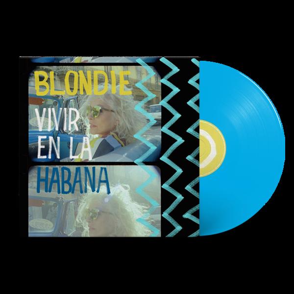 Blondie: Vivir En La Habana: Limited Edition Light Blue Vinyl