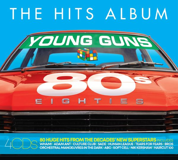Various Artists: THE HITS ALBUM: THE 80'S YOUNG GUNS