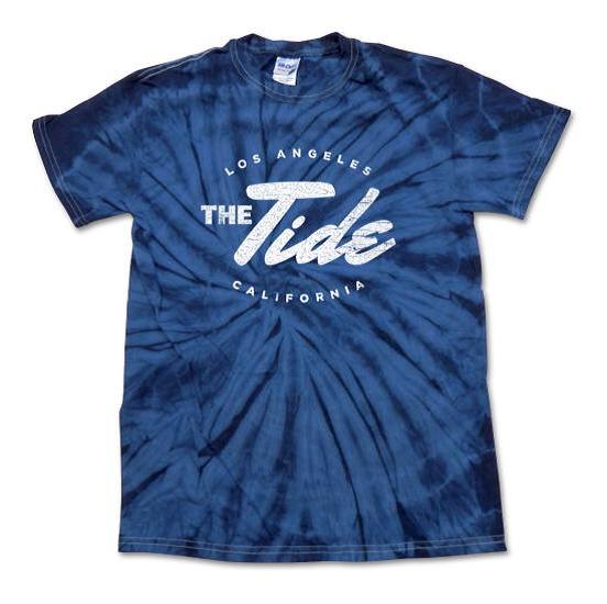 The Tide: Tie Dye Tee